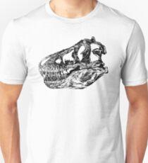 Dinosaur: T-Rex - Black Ink T-Shirt