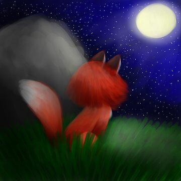 Starry Night by MokaMizore97