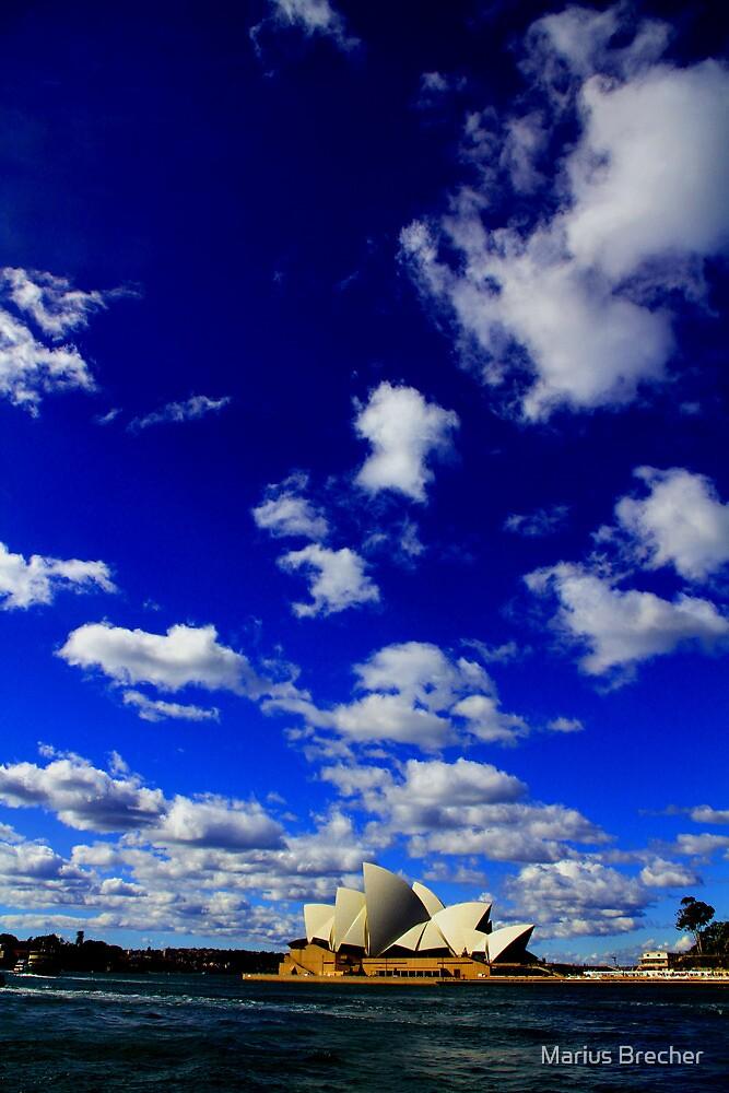 Opera Sky by Marius Brecher
