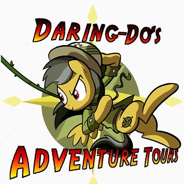 Daring Do's Adventure Tours by Luppikun