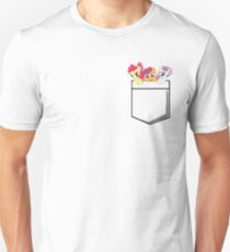 Cutie Mark Crusaders In My Pocket T-Shirt