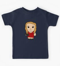 Claire (Red Song) - Black Box Films: BOXIES Kids Tee