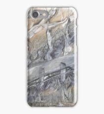 Bushfire Aftermath. iPhone Case/Skin