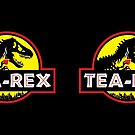 Tea-Rex - V2 (designer of the original) by roundrobin