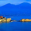Bay of Naples by Sami Sarkis