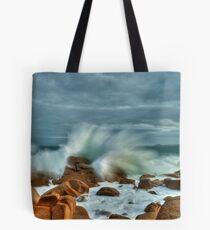 Ocean Fury Tote Bag
