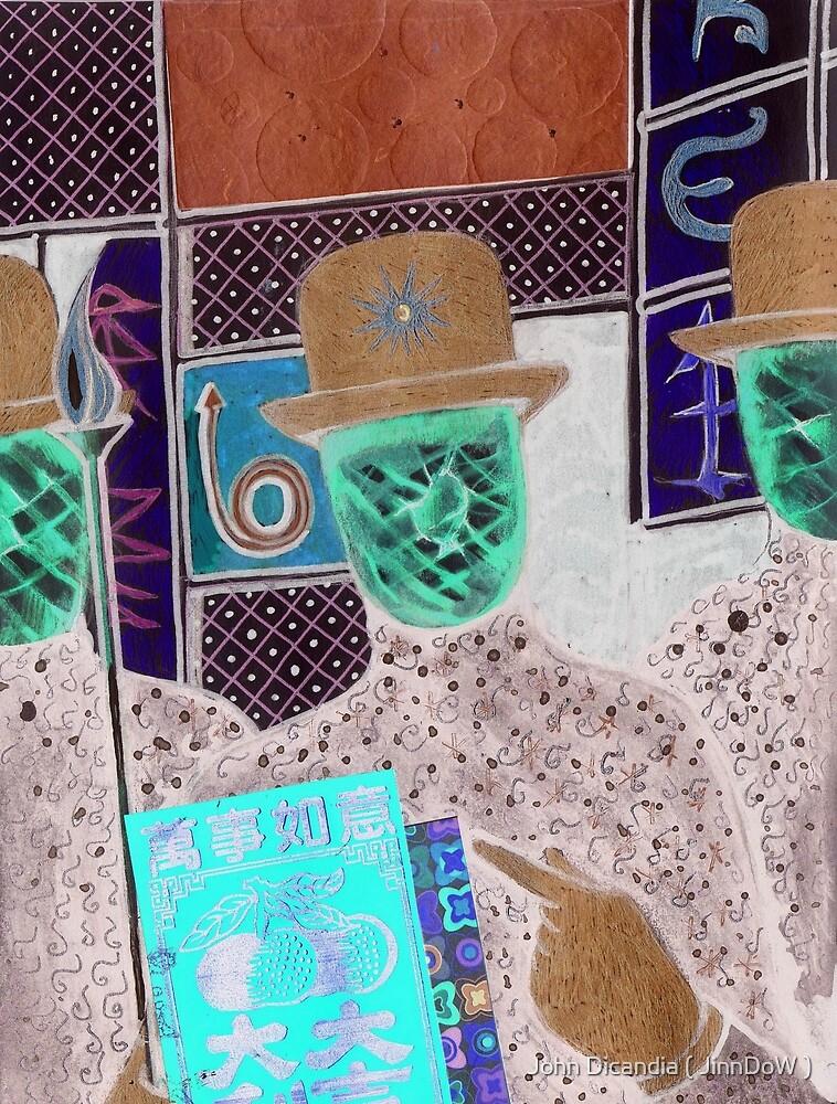 These Three  by John Dicandia ( JinnDoW )