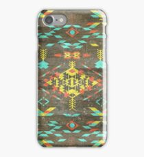 Warm Aztec  iPhone Case/Skin