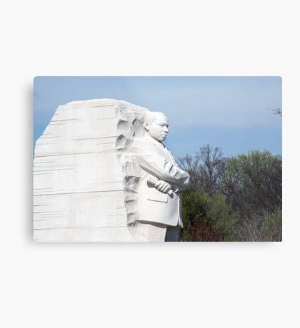 Martin Luther King, Jr. Memorial Metal Print