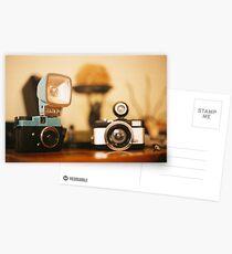 Lomo Postcards