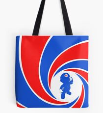 Super Mario Bond Tote Bag