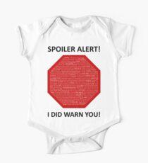 Spoiler Alert! Kids Clothes