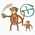 MommyMonkey by Michele Markley