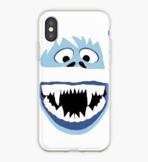 Einfaches Bumble Face iPhone-Hülle & Cover