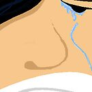 Pixelated Self Portrait - 96 Tears by THEtoeMas