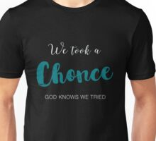 """Chonce"" Niall Horan Series Unisex T-Shirt"