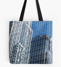 Rippled effect Tote Bag