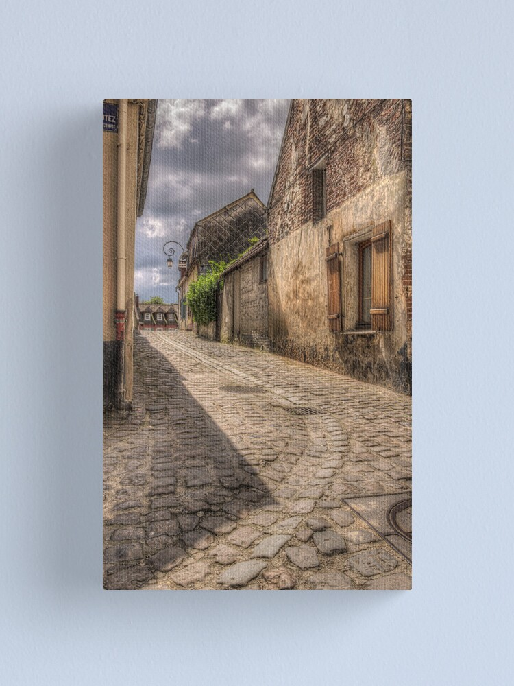 Alternate view of Winding Road Canvas Print