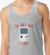 The only boy I LOVE! Tank Top