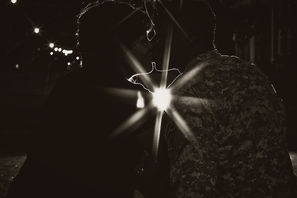 kisses in the night by Erica Sprouse
