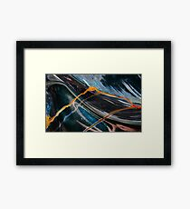 Path to Conscious Creating Framed Print