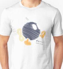 bob-omb -scribble- Unisex T-Shirt
