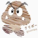 goomba -scribble- by Steve Landaverde