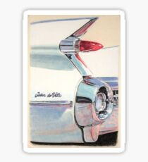 1959 Cadillac Sedan de Ville Sticker