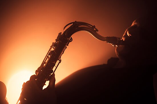 Hot and Saxy by Mark Elshout