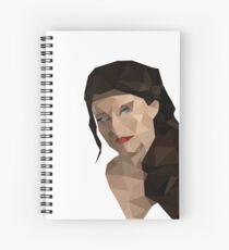 belle - ouat Spiral Notebook