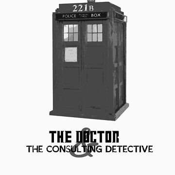 Wholock - The Doctor and the Consulting Detective by thefinalproblem