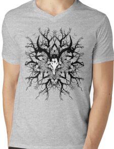 Pagan mandala Mens V-Neck T-Shirt