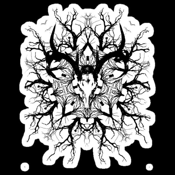 Pagan mandala by lab80