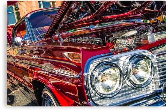 Low Ridin by Randy Turnbow