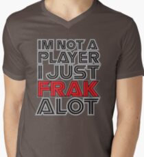 FRAK ALOT Mens V-Neck T-Shirt