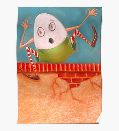 The Fall of Humpty Dumpty Poster