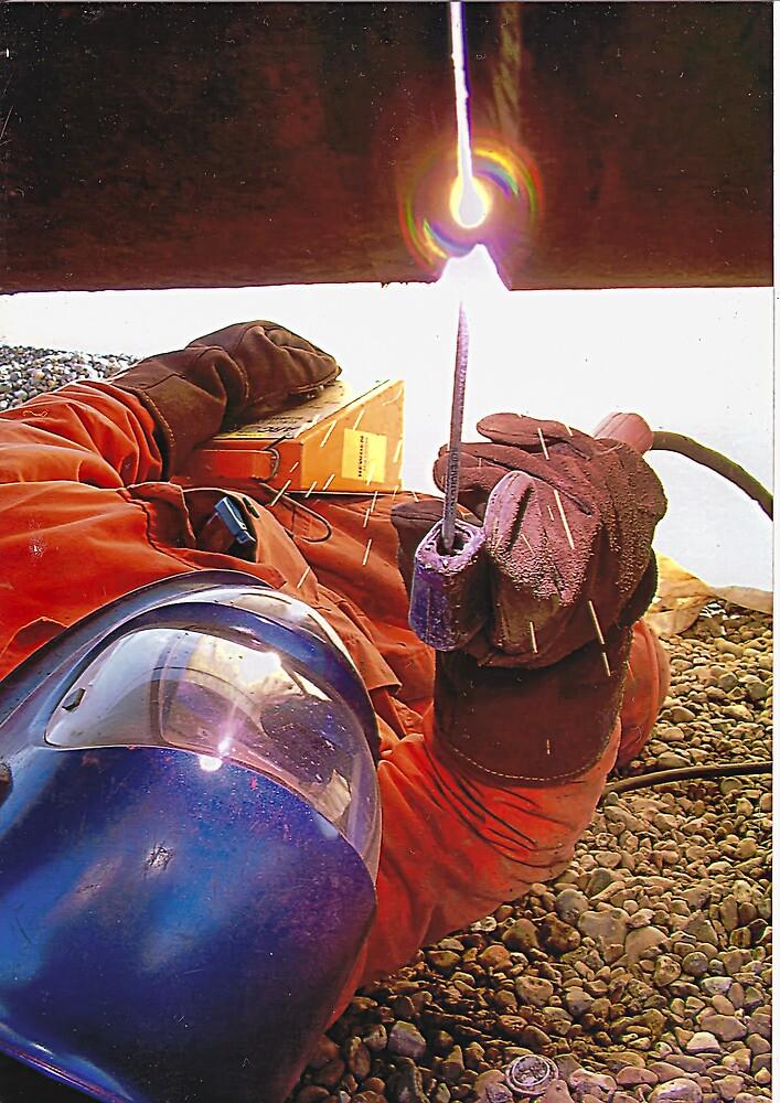 Pipeline welding. by Kit347