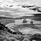 Eastern witness - Great Ocean Road by Norman Repacholi