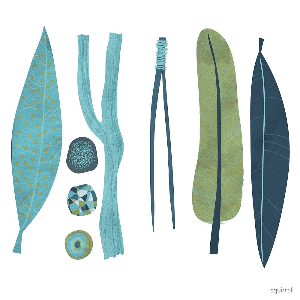 Sticks and Stones by Nic Squirrell