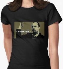 Turkish Womens Fitted T-Shirt