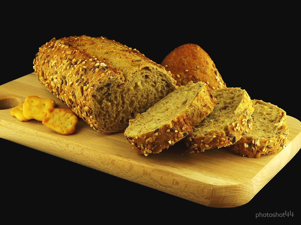 Multicereal Bread by photoshot44