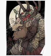 The Elk King Poster