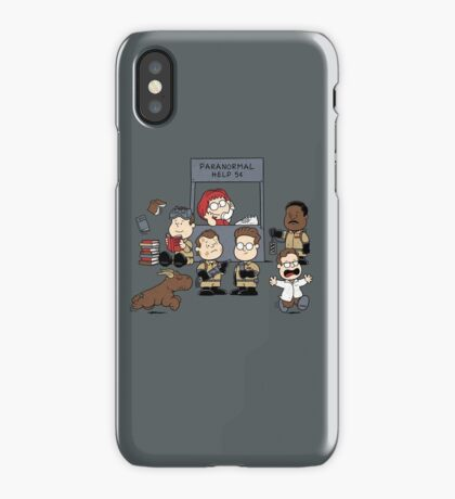 The Busters Are In! iPhone Case/Skin