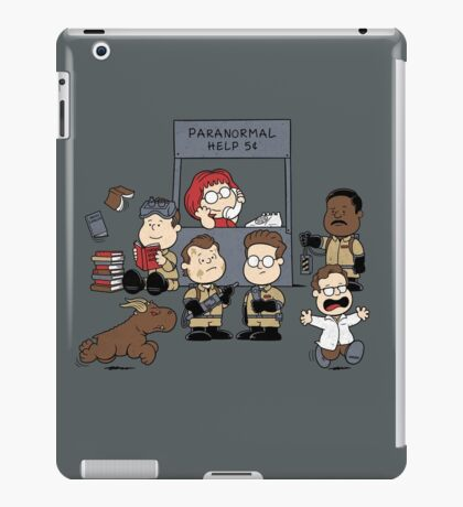 The Busters Are In! iPad Case/Skin