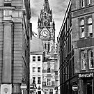 Manchester, England by Stephen Knowles