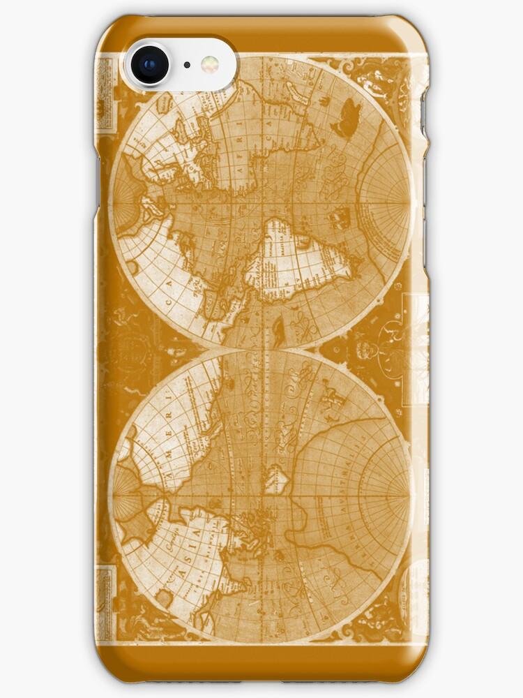 World Map by WallyandWilson