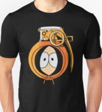 Combustible Orange T-Shirt