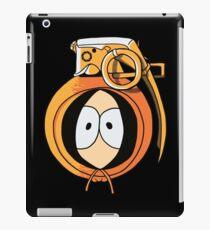 Combustible Orange iPad Case/Skin