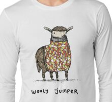 Wooly Jumper Long Sleeve T-Shirt