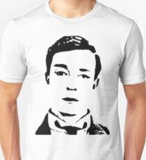 buster is sherlock, jr.  Unisex T-Shirt